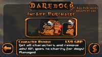 Daredogs - In-app purchases