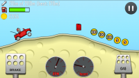 Hill Climb Racing - Gameplay view (2)