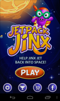 Jetpack Jinx - Menu