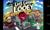 Left Lane Looey Road Rage Racing - Loading screen