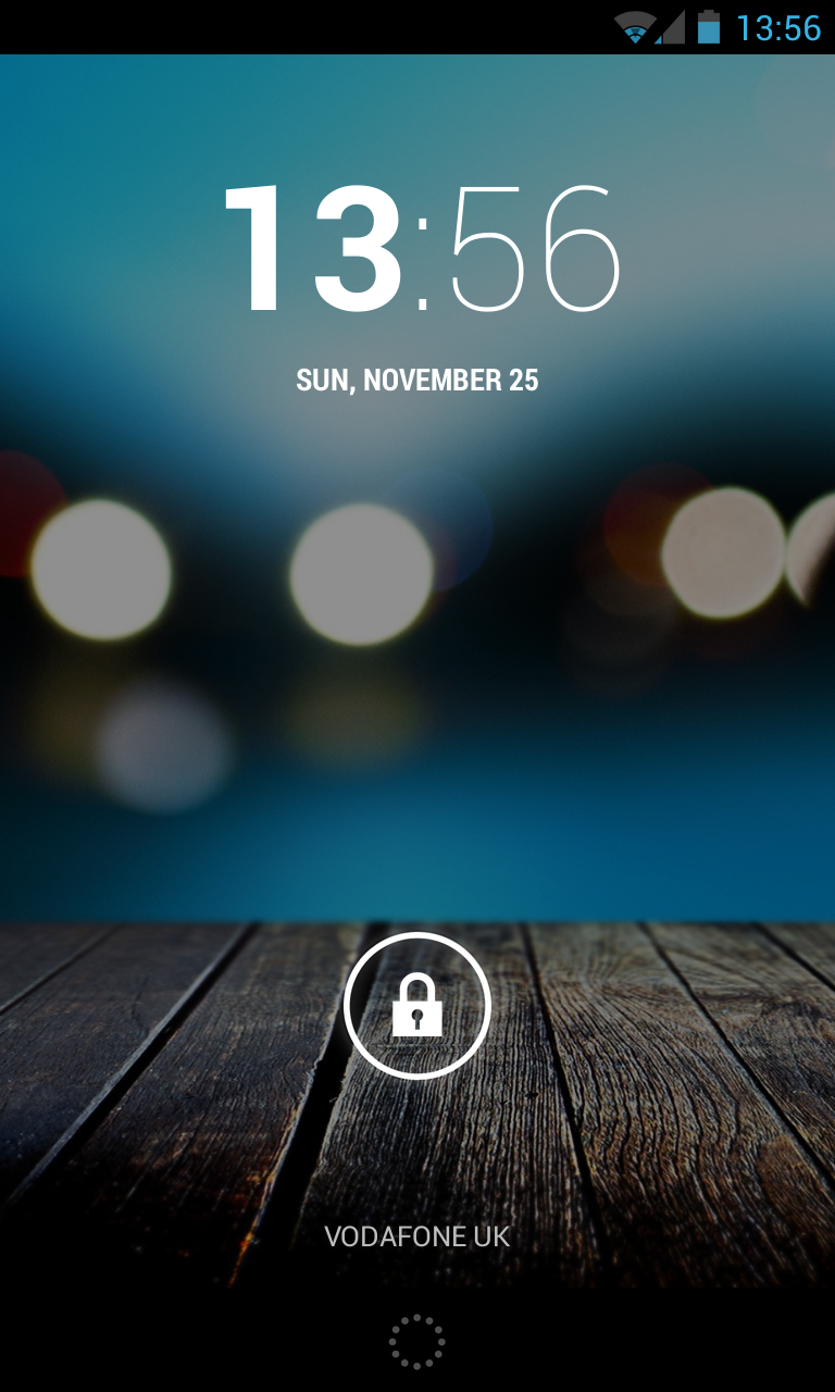 Lock Screen Androidtapp