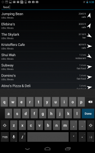 MapsWithMe Pro Offline Maps Restaurant Search
