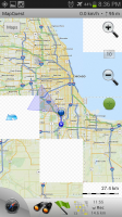Maverick Pro Maps Don't Load Correctly Without Internet 2