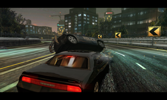 Need for Speed Most Wanted Epic Takedown 3
