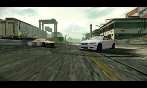 Need for Speed Most Wanted Intense Racing 2