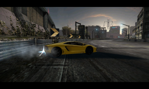 Need for Speed Most Wanted Intense Racing 3