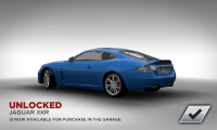 Need for Speed Most Wanted Jaguar XKR