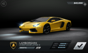 Need for Speed Most Wanted Lamborghini Aventador LP700-4