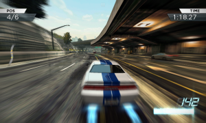 Need for Speed Most Wanted Nitro Speed Boost