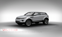 Need for Speed Most Wanted Range Rover Evoque Coupe