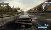 Need for Speed Most Wanted Realistic Graphics with Car Damage