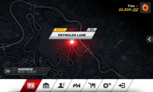 Need for Speed Most Wanted Street Levels Map