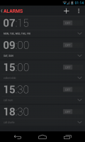 New clock interface (5)