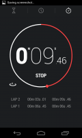 New clock interface (4)