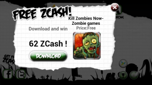 Paper Zombie - Download, spam, offers, free, spam etc
