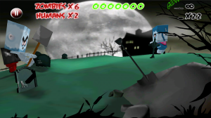 Paper Zombie - Gameplay (1)