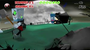 Paper Zombie - Gameplay (2)