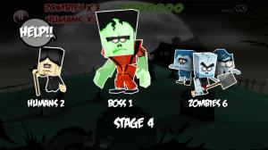 Paper Zombie - Stage intro