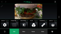 PicShop Photo Editor - Edits