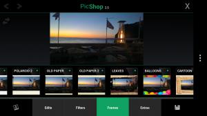 PicShop Photo Editor - Frames