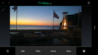 PicShop Photo Editor - Pic upload