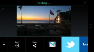 PicShop Photo Editor - Share