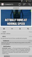 Reddionic - Post comments