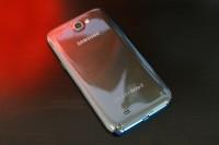 Samsung Galaxy Note II Back View