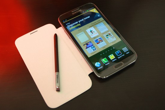 Samsung Galaxy Note II tips 5 million sales