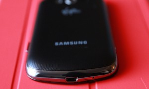 Samsung Galaxy Reverb Bottom USB Port