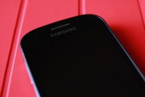 Samsung Galaxy Reverb Front Camera