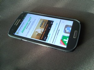 Samsung Galaxy Reverb Sample Photo