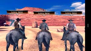 Six Guns - Horse racing