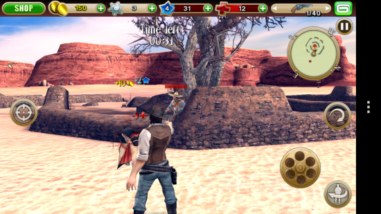 Six Guns – a must play a gun-slinging action adventure!