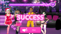 Star Girl Flirt Club Success