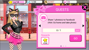Star Girl Quests