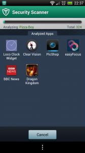 TrustGo Antivirus - Security scanner