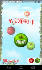 Wacky Hedgehog Jump - Gameplay view (1)