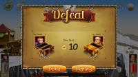Wars Online - Defeat