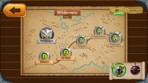 Wars Online - Map