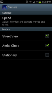 YourCity 3D Choose Camera Angles