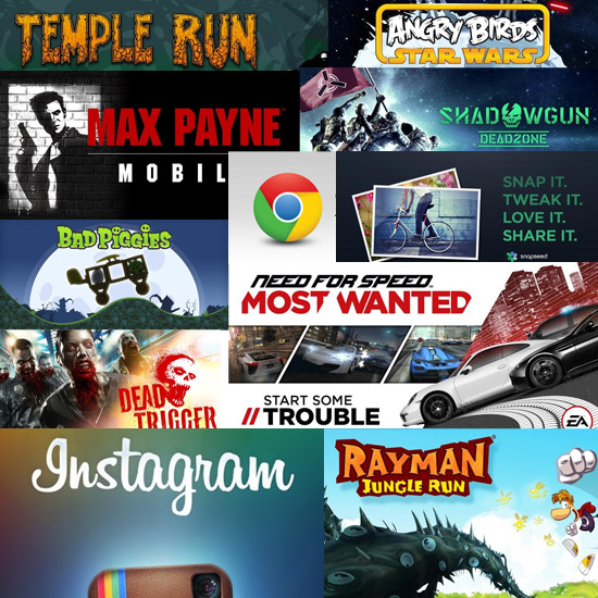 11 Most Hyped & Highly Anticipated Android Apps of 2012
