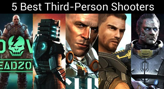 5 Best Third-Person Shooter games for Android