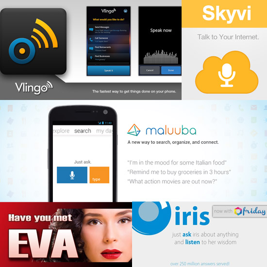 8 Best (Siri) Virtual Assistant Android Apps