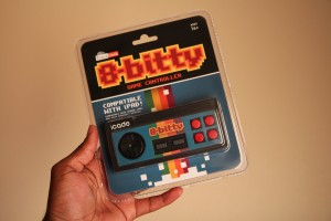 8-bitty Bluetooth Game Controller (Android, iPhone and iPad)