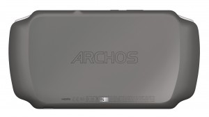 ARCHOS GamePad Back View
