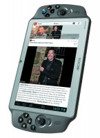 ARCHOS GamePad Portrait View