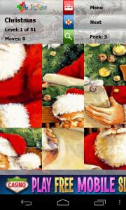 Advent 2012 25 Christmas Apps - Jigsaw