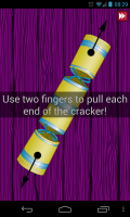 Advent 2012 25 Christmas Apps - Pull the cracker