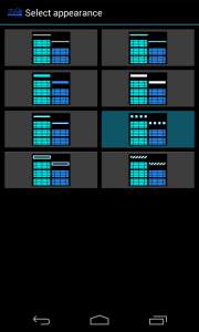 Audio Glow Music Visualizer - Bar options 2